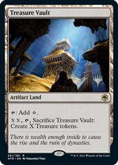 Treasure Vault - Foil - Promo Pack