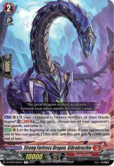 Strong Fortress Dragon, Gibrabrachio - D-BT02/026EN - R
