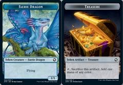 Faerie Dragon Token // Treasure Token - Foil