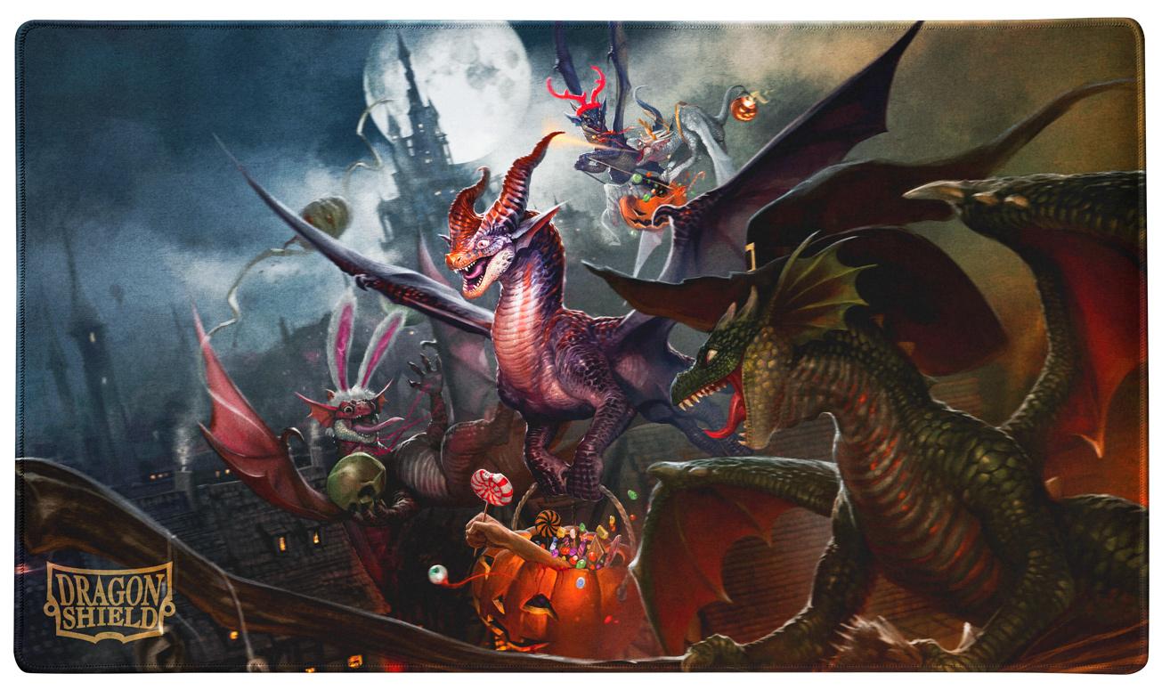 Dragon Shield: Halloween Dragon 2021 Playmat