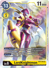 LordKnightmon - BT5-045 (July Evolution Cup 2021 Event Pack)