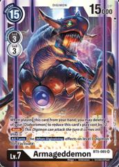 Armageddemon - BT5-085 - SR
