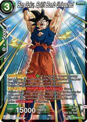 Son Goku, Spirit Bomb Unleashed - BT14-071 - SR
