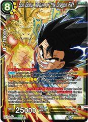 Son Goku, Return of the Dragon Fist - BT14-097 - SR
