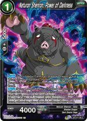 Naturon Shenron, Power of Darkness - BT14-138 - C