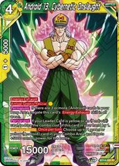 Android 13, Cybernetic Onslaught - BT14-151 - R