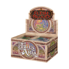 Flesh and Blood: Tales of Aria Booster Display (1st Edition)
