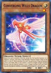 Converging Wills Dragon - DAMA-EN001 - Common - 1st Edition