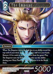 The Emperor - 14-027R - Foil