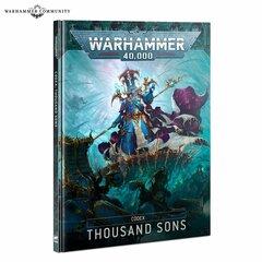 Codex: Thousand Sons  (9th Edition)