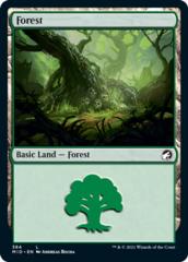 Forest (384) - Foil
