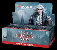 Innistrad: Crimson Vow Draft Booster Box