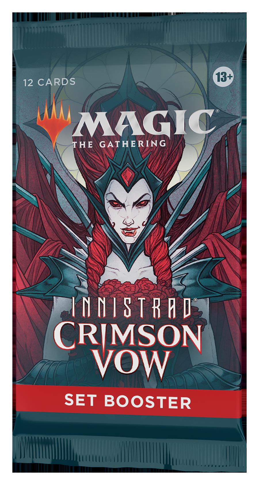 Innistrad: Crimson Vow Set Booster Pack