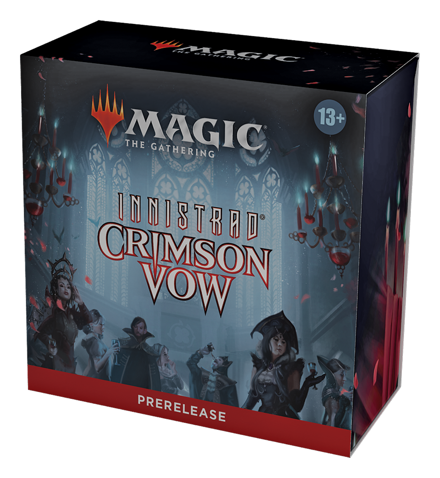 Innistrad: Crimson Vow Prerelease Pack