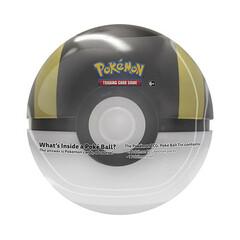 Poke Ball Tin - Ultra Ball - Series 6