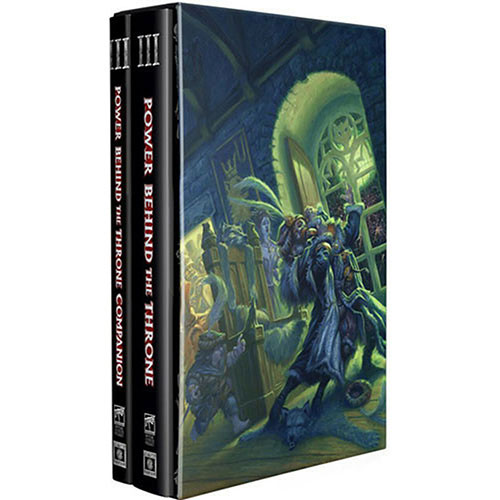 Power Behind the Throne - Enemy Within, Part 3 Collector's Edition