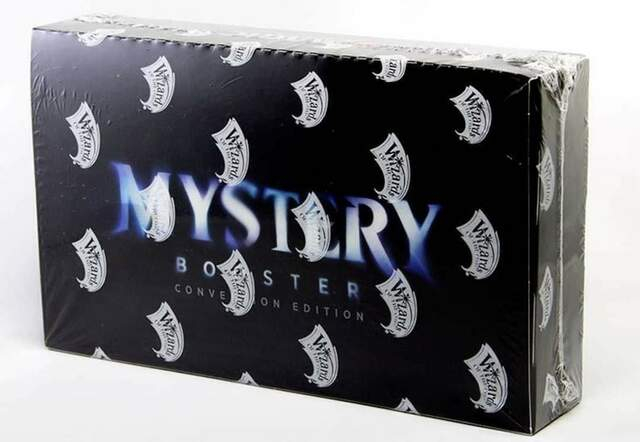 Mystery Booster Box - Convention Edition (2021 Version)