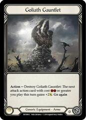 Goliath Gauntlet