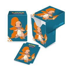 Ultra Pro Charmander Full View Deck Box for Pokemon
