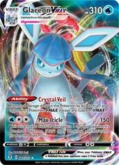 Glaceon VMAX - 041/203 - Ultra Rare