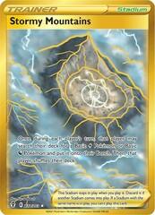 Stormy Mountains - 232/203 - Secret Rare