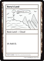 Barry's Land (No PW Symbol)