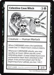 Celestine Cave Witch (No PW Symbol)