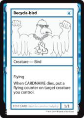 Recycla-bird (No PW Symbol)