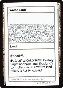 Waste Land (No PW Symbol)