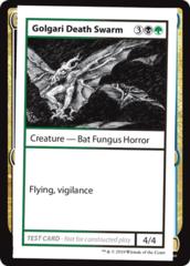 Golgari Death Swarm (No PW Symbol)