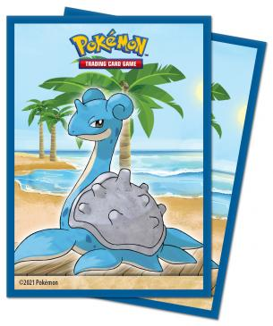 Ultra Pro - Pokemon Card Sleeves - Gallery Series Seaside 65ct