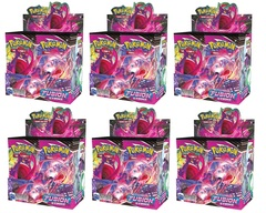 Sword & Shield - Fusion Strike Booster Case (6 Display)