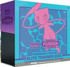 Sword & Shield - Fusion Strike Pokemon Center Elite Trainer Box