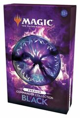 Commander Collection: Black - Premium