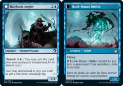 Baithook Angler // Hook-Haunt Drifter