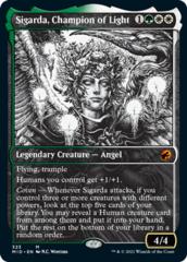 Sigarda, Champion of Light - Showcase