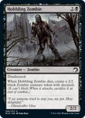 Hobbling Zombie - Foil