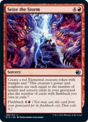 Seize the Storm - Foil