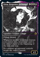 Liesa, Forgotten Archangel - Showcase