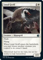 Loyal Gryff