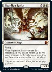 Sigardian Savior - Foil