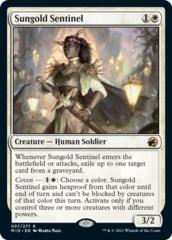Sungold Sentinel - Foil