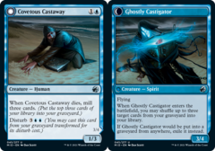Covetous Castaway // Ghostly Castigator