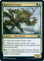 Rootcoil Creeper - Foil