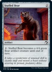 Stuffed Bear - Foil