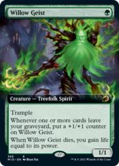 Willow Geist - Extended Art