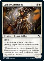 Cathar Commando - Foil