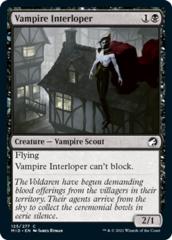 Vampire Interloper - Foil
