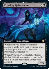 Prowling Geistcatcher - Extended Art