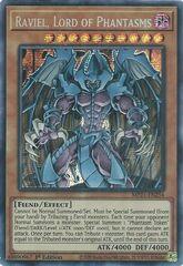 Raviel, Lord of Phantasms - MP21-EN254 - Prismatic Secret Rare - 1st Edition